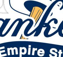 New York Yankees Empire State Sticker