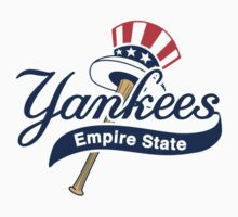 New York Yankees Empire State by sinners123