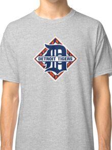 Detroit Tigers Basic Logo Classic T-Shirt