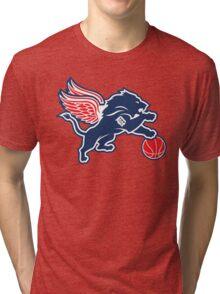 Detroit Tigers Collabse Tri-blend T-Shirt