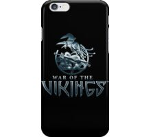 the vikings iPhone Case/Skin