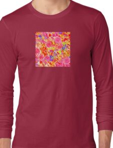Daisies For Mum Long Sleeve T-Shirt