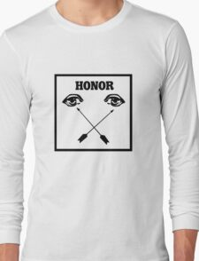 HONOR funny nerd geek geeky T-Shirt