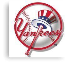 New York Yankees Nice Artwork Canvas Print