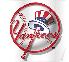 New York Yankees Nice Artwork Poster