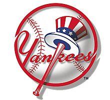 New York Yankees Nice Artwork Photographic Print