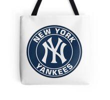 New York Yankees Old Logo Tote Bag