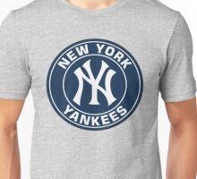 New York Yankees Old Logo Unisex T-Shirt