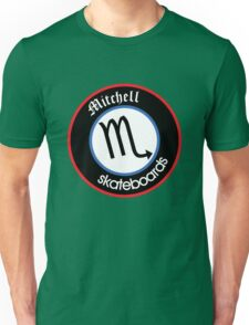 mitchell skateboards Unisex T-Shirt