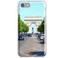 Champs Elysees Tiltshift iPhone Case/Skin