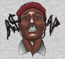 A$AP ROCKY - SMOKE by TheJokerSolo