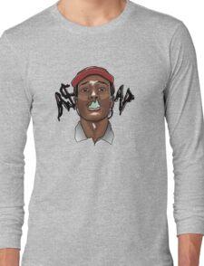 A$AP ROCKY - SMOKE Long Sleeve T-Shirt