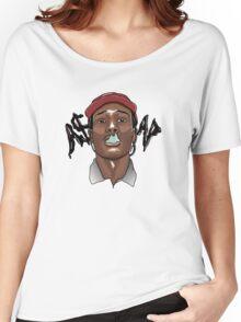 A$AP ROCKY - SMOKE Women's Relaxed Fit T-Shirt