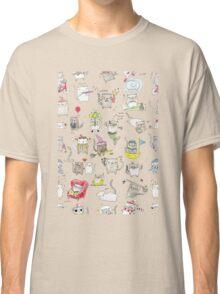 Itty Bitty Kitties Classic T-Shirt