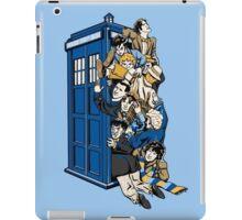 Tardis full iPad Case/Skin