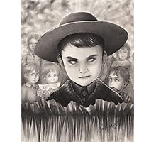 """Children of the Corn"" Tribute Photographic Print"