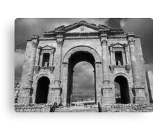 Hadrian's Arch Canvas Print
