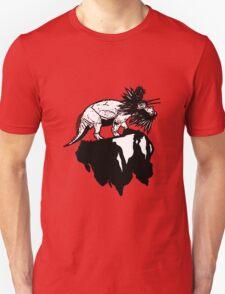 Bottle Brush Dino Unisex T-Shirt