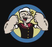 popeye the sailorman One Piece - Long Sleeve
