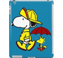 FIREMAN ON DUTY iPad Case/Skin