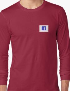 feisbuc Long Sleeve T-Shirt