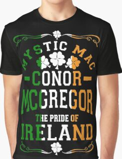 Conor Mcgregor, Mystic Mac Graphic T-Shirt