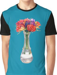 Bouquet of roses Graphic T-Shirt