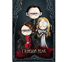 Little Crimson Peak Poster Photographic Print