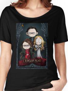 Little Crimson Peak Poster Women's Relaxed Fit T-Shirt