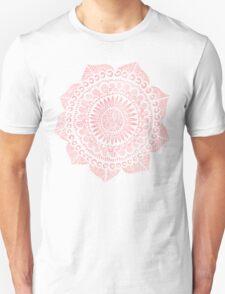 Blush Lace Unisex T-Shirt