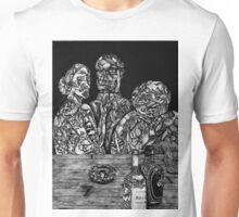 Grotesque Rendering Unisex T-Shirt