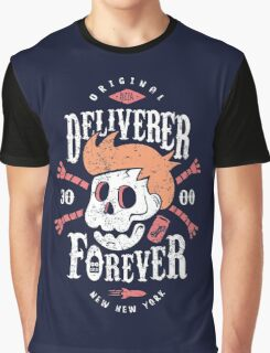Deliverer Forever Graphic T-Shirt