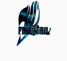 FairyTail Logo Blue,Anime Unisex T-Shirt