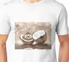 In the coconut Unisex T-Shirt
