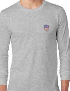 Prison Mike Mini Head Long Sleeve T-Shirt