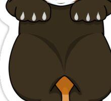 Lesser Panda / Red Panda Hanging Body Sticker