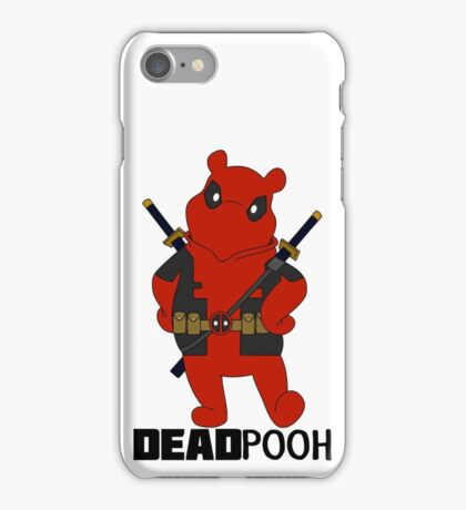 DEADPOOH! iPhone Case/Skin