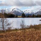 Loch Arklet by Jeremy Lavender Photography