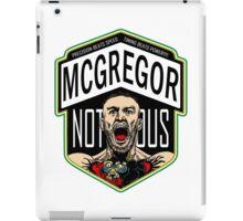 Conor Mcgregor iPad Case/Skin