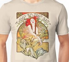 TAKE TO THE SKY VERSION 2 Unisex T-Shirt