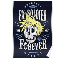 Ex-Soldier Forever Poster
