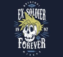 Ex-Soldier Forever by Olipop