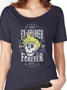 Ex-Soldier Forever Women's Relaxed Fit T-Shirt