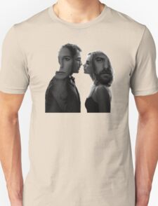 The Affair - tv series silhouettes Unisex T-Shirt