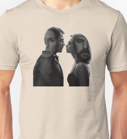 The Affair - tv series silhouettes Unisex T-Shirt