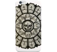 Satanic Mandala iPhone Case/Skin