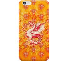 Noble House GINGER FIRE iPhone Case/Skin