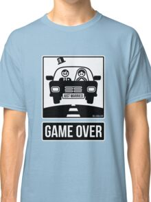 Just Married – Game Over (2C) Classic T-Shirt