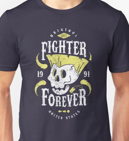 Fighter Forever Guile Unisex T-Shirt