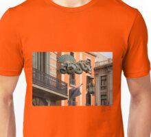 The Dragon of Casa Bruno Quadros Unisex T-Shirt